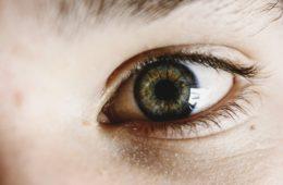 droge en jeukende ogen