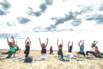 buiten yoga World record