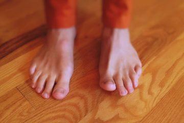 Voeten-workshop Feet-workshop